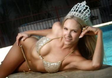 GENERAL: Miss Bikini World Australia winner Ema Masters.