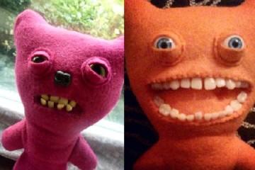 real teeth dolls
